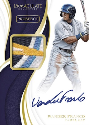 2019 Panini Immaculate Collection Baseball Cards 3