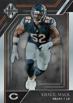 2019 Panini Majestic Football Cards 3