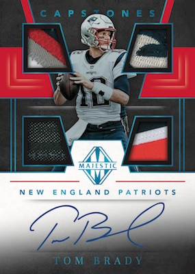 2019 Panini Majestic Football Cards 4
