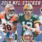 2019 Panini NFL Sticker Collection Football Cards