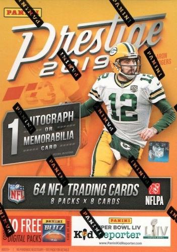 2019 Panini Prestige Football Cards 4