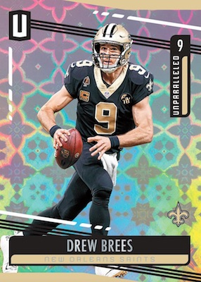 2019 Panini Unparalleled Football Cards 3