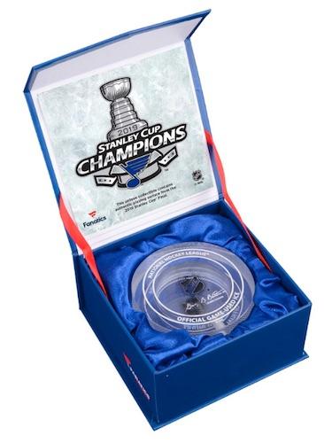 2019 St. Louis Blues Stanley Cup Champions Memorabilia Guide 6