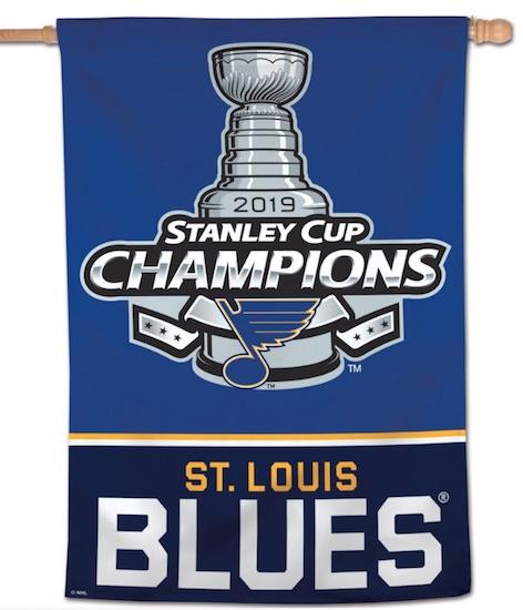 2019 St. Louis Blues Stanley Cup Champions Memorabilia Guide 11