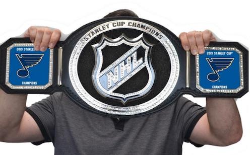 2019 St. Louis Blues Stanley Cup Champions Memorabilia Guide 1