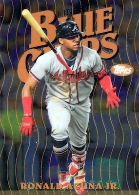 2019 Topps Finest Baseball Cards - Mystery Redemptions 4