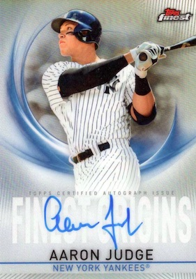 2019 Topps Finest Baseball Cards - Mystery Redemptions 7