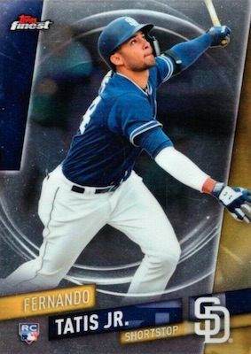 Fernando Tatis Jr. Rookie Cards Guide 5