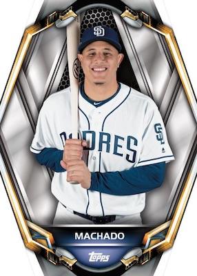 2019 Topps High Tek Baseball Cards 5
