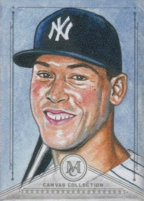 2019 Topps Museum Collection Baseball Cards 30