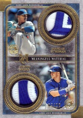 2019 Topps Museum Collection Baseball Cards 40