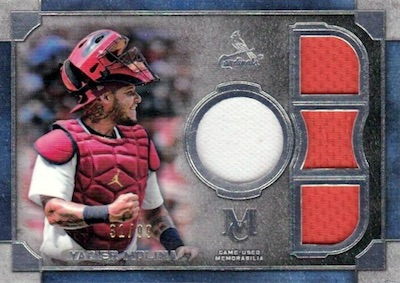 2019 Topps Museum Collection Baseball Cards 7