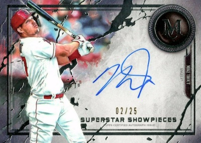 2019 Topps Museum Collection Baseball Cards 33