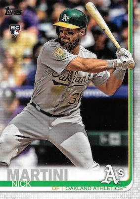 2019 Topps Series 2 Baseball Variations Checklist and Gallery 145