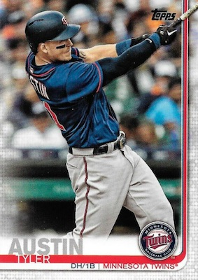 2019 Topps Series 2 Baseball Variations Checklist and Gallery 155