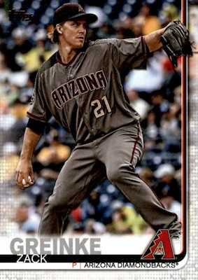 2019 Topps Series 2 Baseball Variations Checklist and Gallery 170