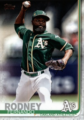 2019 Topps Series 2 Baseball Variations Checklist and Gallery 190