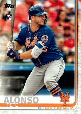 Pete Alonso Rookie Cards Guide and Top Prospects List 2