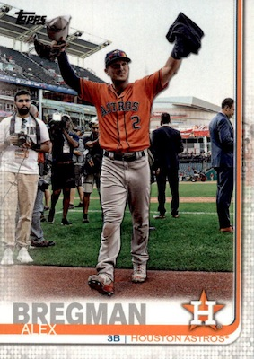 2019 Topps Series 2 Baseball Variations Checklist and Gallery 197
