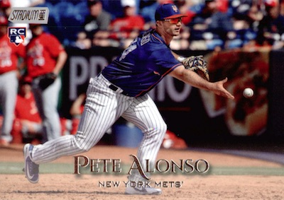Pete Alonso Rookie Cards Guide and Top Prospects List 8