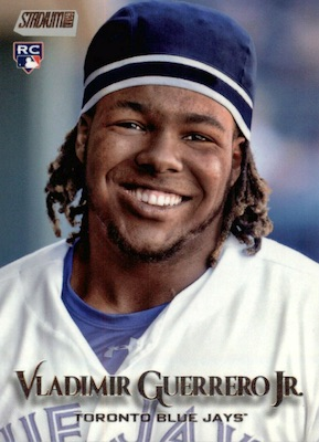Top Vladimir Guerrero Jr. Rookie Cards and Prospects 18