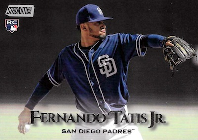 2019 Topps Stadium Club Baseball Variations Guide 45