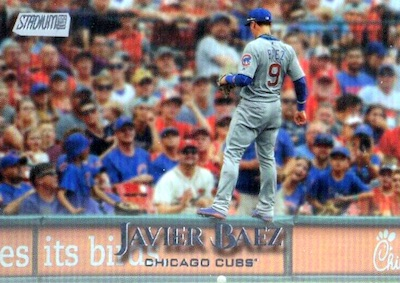 2019 Topps Stadium Club Baseball Variations Guide 6