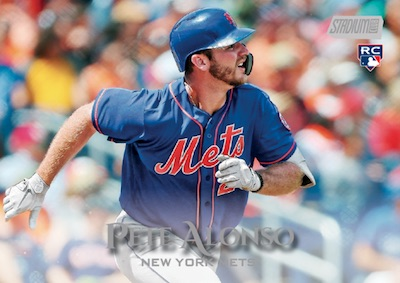 Pete Alonso Rookie Cards Guide and Top Prospects List 9