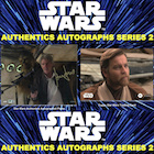 2019 Topps Star Wars Authentics Autographs Series 2