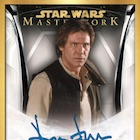 2019 Topps Star Wars Masterwork NonSports
