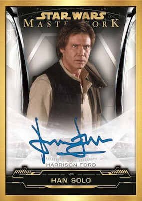 2019 Topps Star Wars Masterwork Trading Cards 5