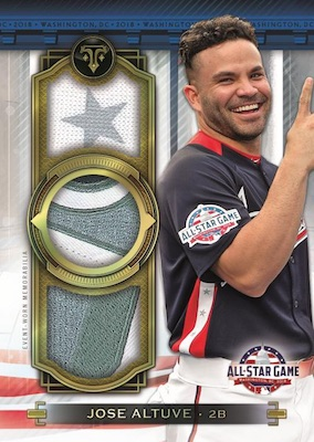 2019 Topps Triple Threads Baseball Cards 10
