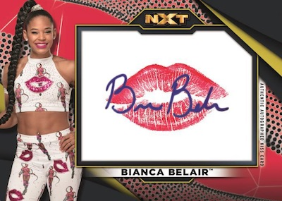 2019 Topps WWE NXT Wrestling Cards 4