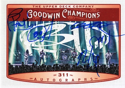 2019 Upper Deck Goodwin Champions Trading Cards 3
