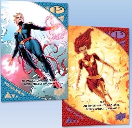 2019 Upper Deck Marvel Premier Trading Cards 1