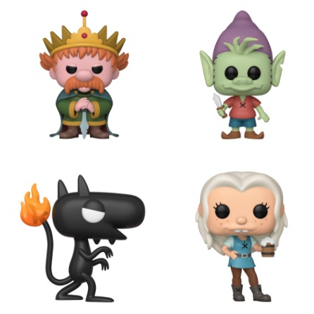 Funko Pop Disenchantment Vinyl Figures 1