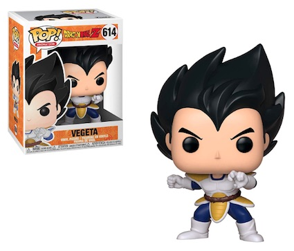 Ultimate Funko Pop Dragon Ball Z Figures Checklist and Gallery 84