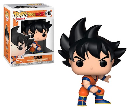Ultimate Funko Pop Dragon Ball Z Figures Checklist and Gallery 86