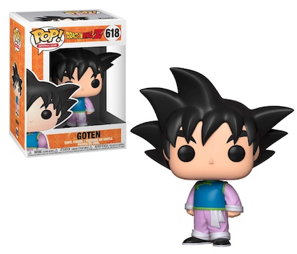 Ultimate Funko Pop Dragon Ball Z Figures Checklist and Gallery 89