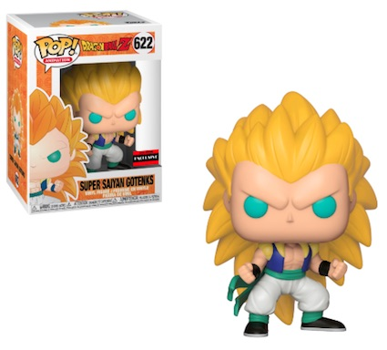 Ultimate Funko Pop Dragon Ball Z Figures Checklist and Gallery 93