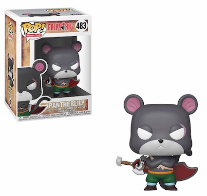 Ultimate Funko Pop Fairy Tail Figures Checklist and Gallery 16