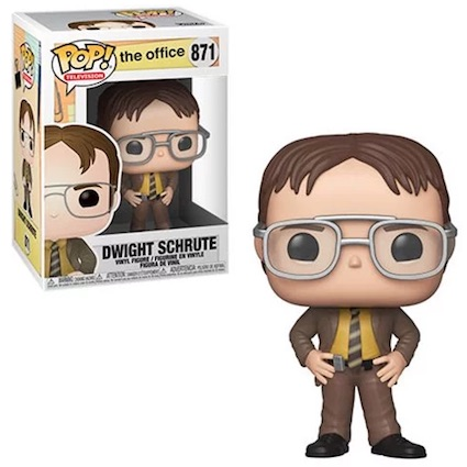 Funko Pop The Office Vinyl Figures 4
