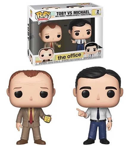 Funko Pop The Office Vinyl Figures 14