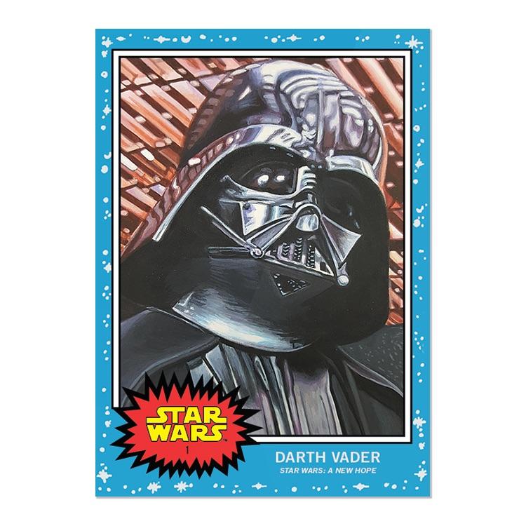 Topps Living Rebels //1114 Star Wars # 126 Bendu