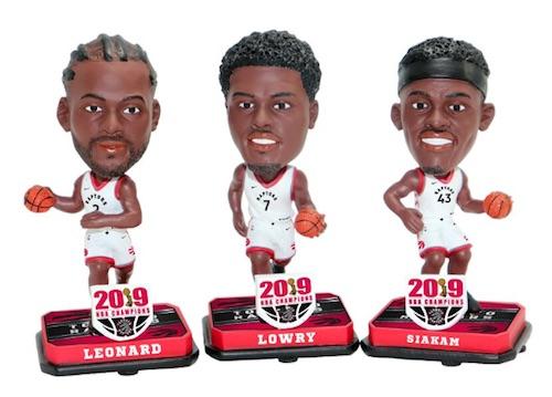 2019 Toronto Raptors NBA Finals Champions Memorabilia Guide 9