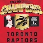 2019 Toronto Raptors NBA Finals Champions Memorabilia Guide