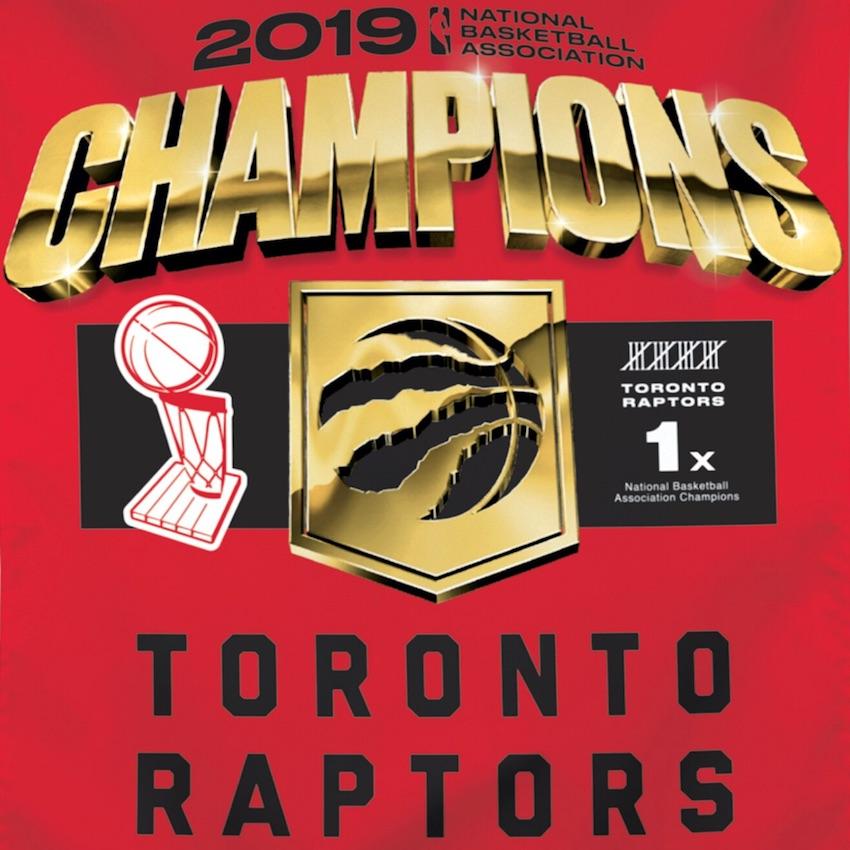 2019 Toronto Raptors NBA Finals Champions Gear, Top List