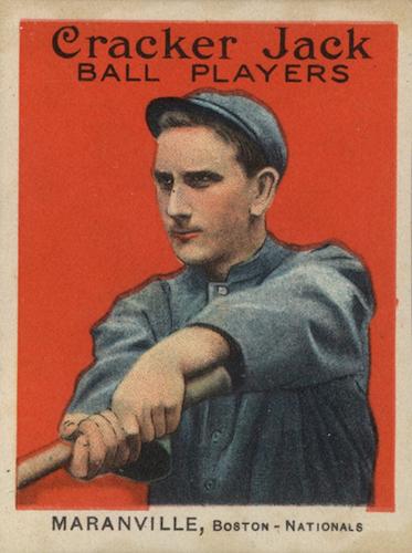 Top 10 Rabbit Maranville Baseball Cards 9