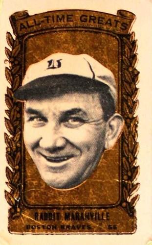 Top 10 Rabbit Maranville Baseball Cards 1