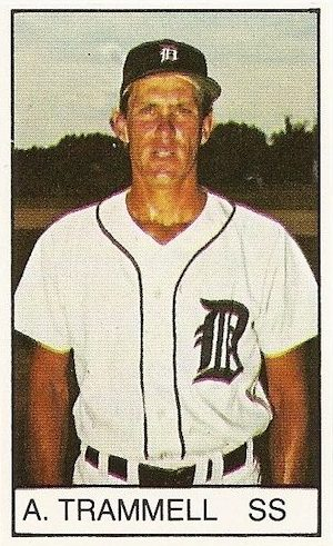 Top 10 Alan Trammell Baseball Cards 3